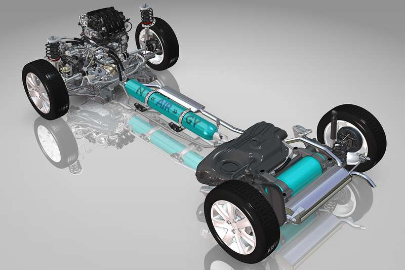 PEUGEOT HYbrid Air chassis(2)_no_copyright