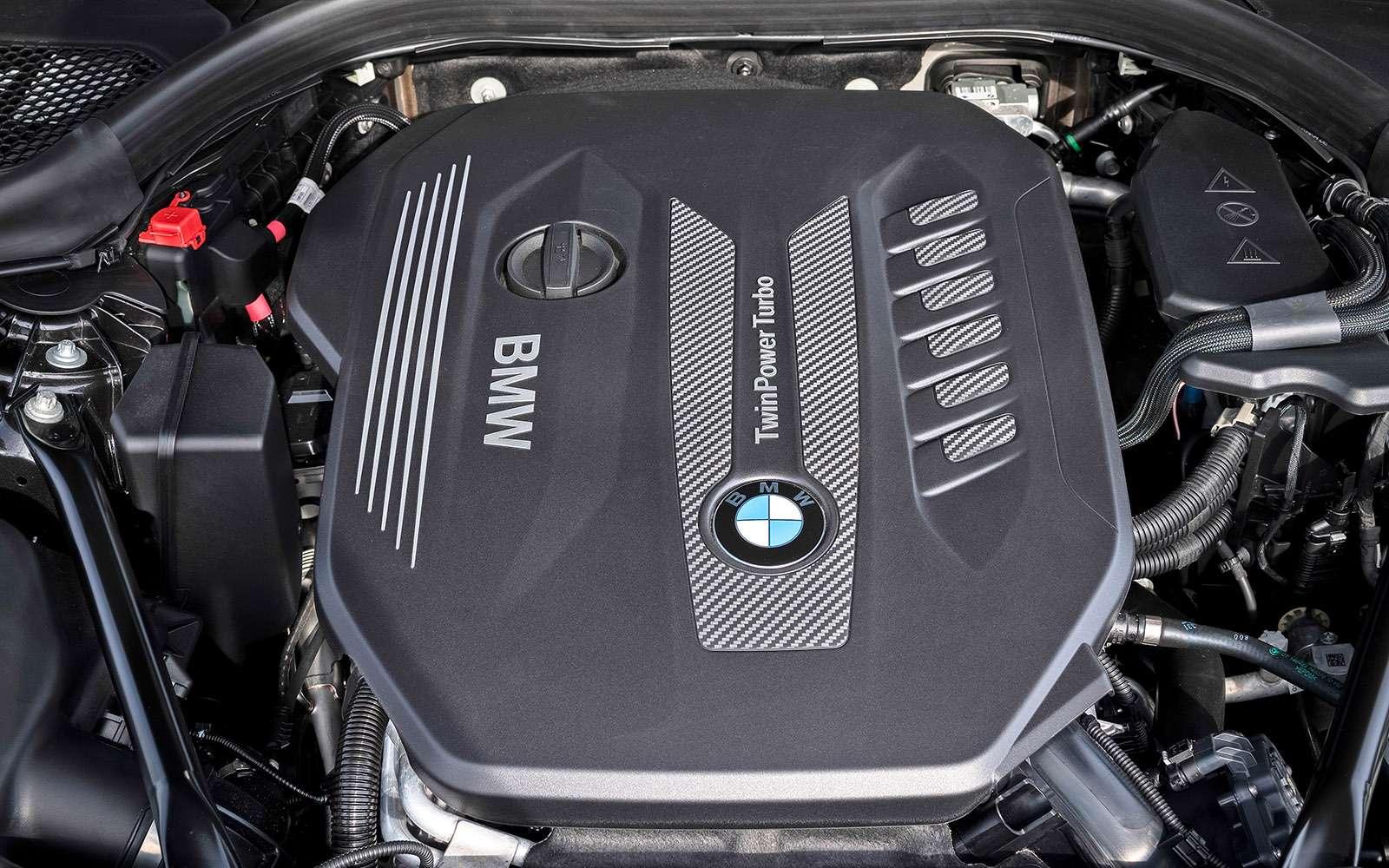 Тест новой «пятерки» BMW: большой брат— фото 685114