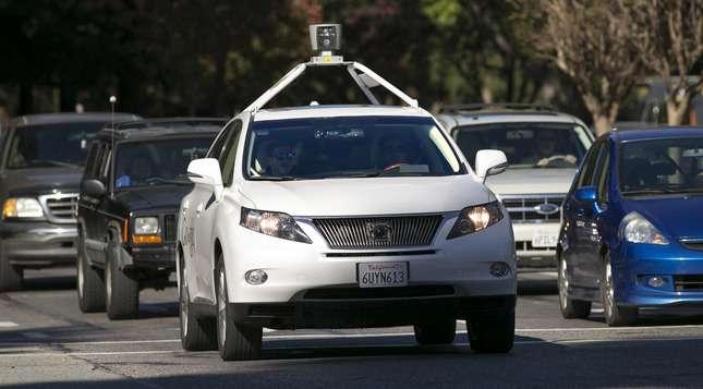 Рынок автономных автомобилей оценивается в42млрд долларов