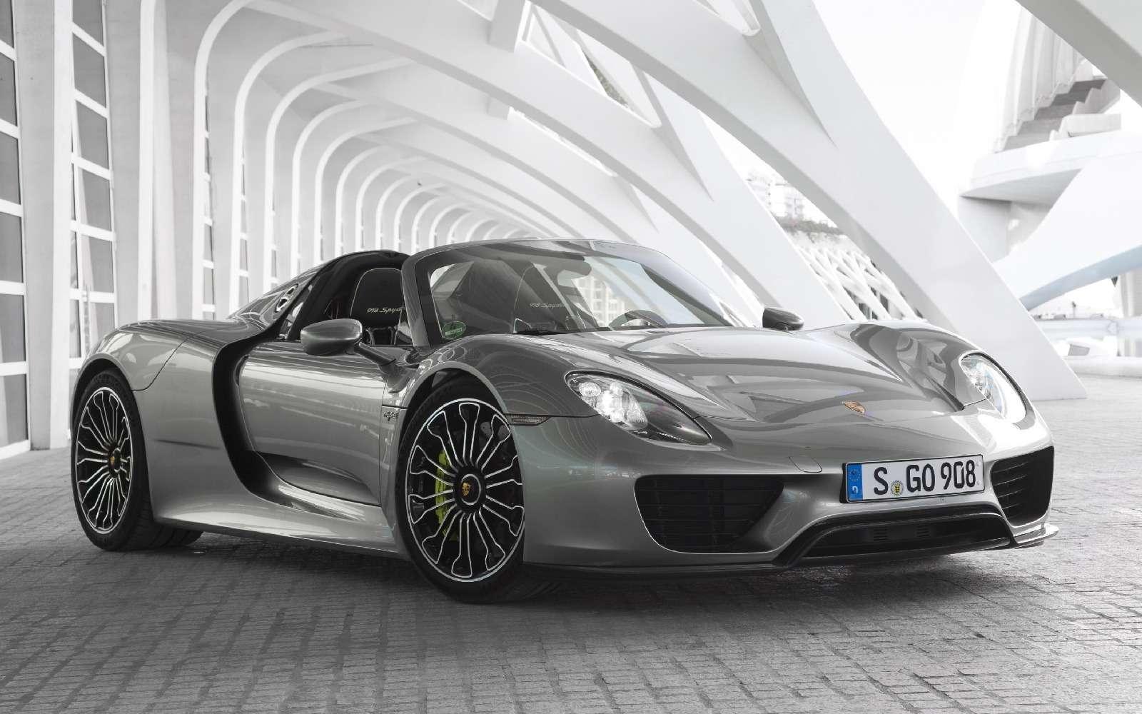 В пятерке самых ярко звучащих Porsche ненашлось места турбонаддуву— фото 708997