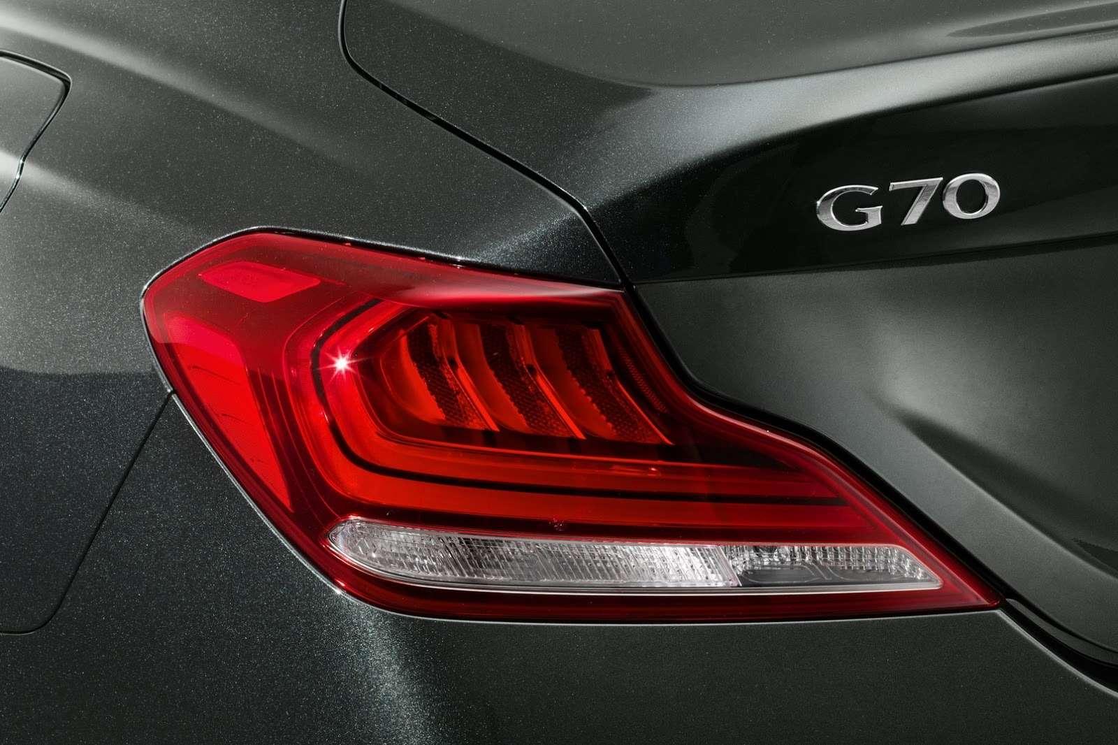 Корейский соперник «трешки» BMW вРоссии оказался дешевле конкурентов— фото 795131
