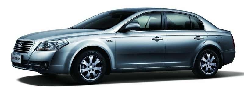 В России начинают продавать новый китайский седан бизнес-класса www.zr.ru