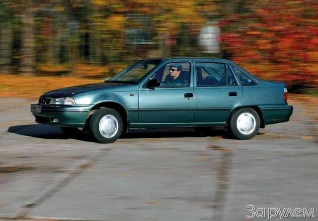 Тест Daewoo Nexia— Lada Kalina. Конфликт поколений— фото 60515
