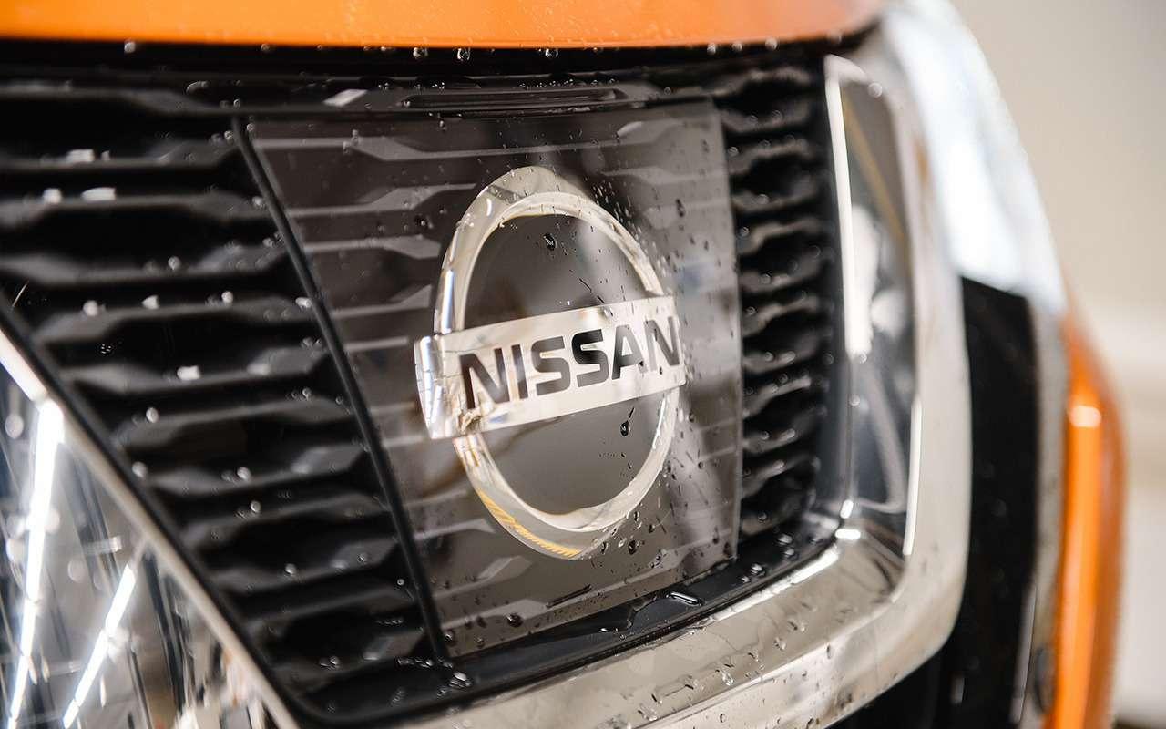 Обновленный Nissan X-Trail пошел всерию— фото 918408