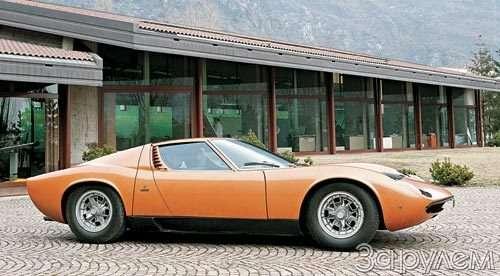 Кузовному ателье Bertone— 90лет. Королевство высокой моды— фото 28922