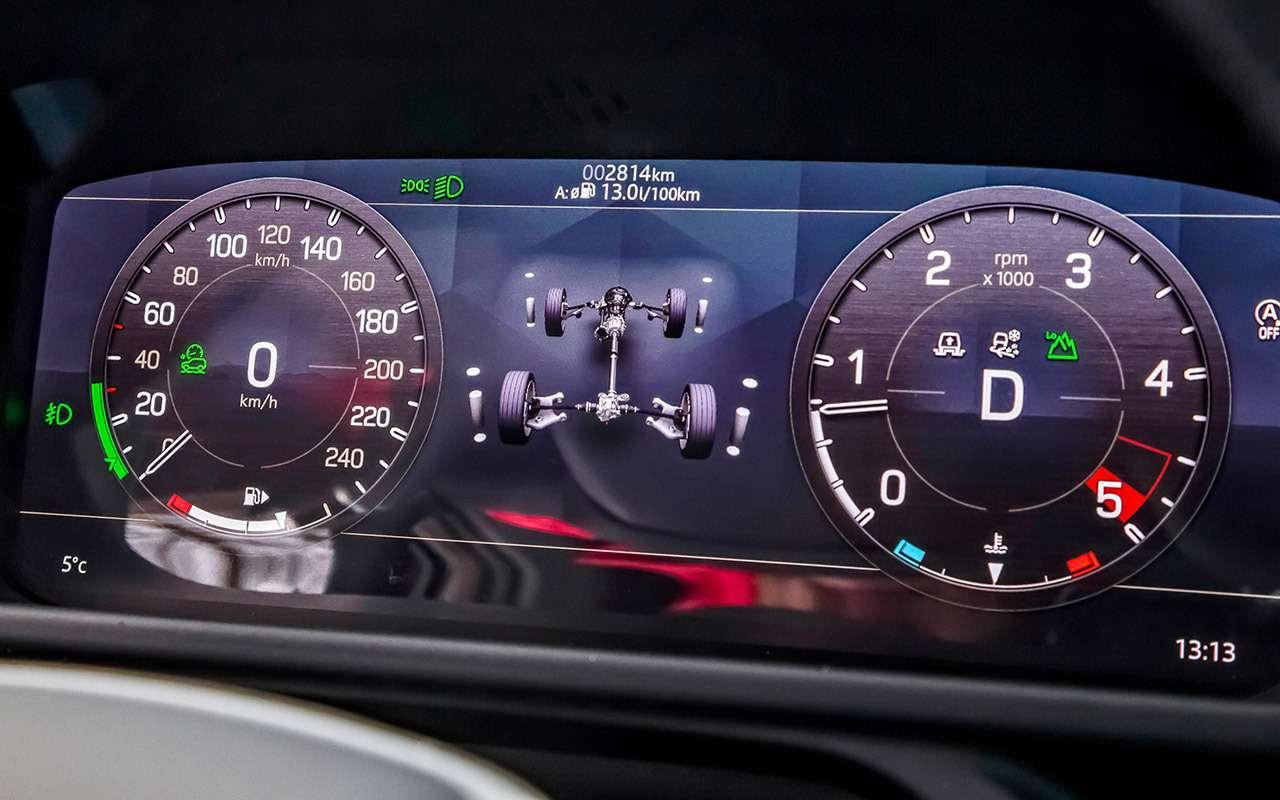 Land Rover Defender: тест сразницей в40лет— фото 1247861