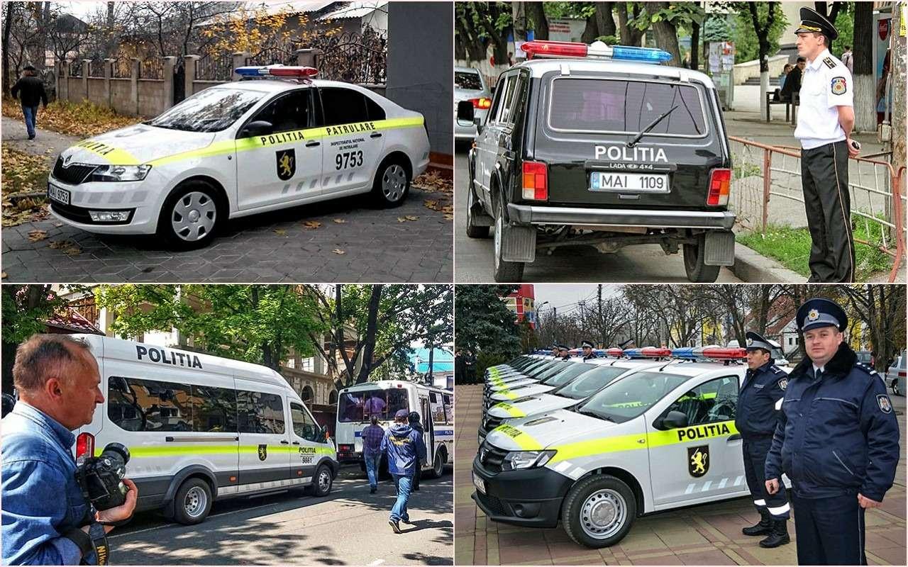 Выбор полиции: начем ездят копы разных стран— фото 785104