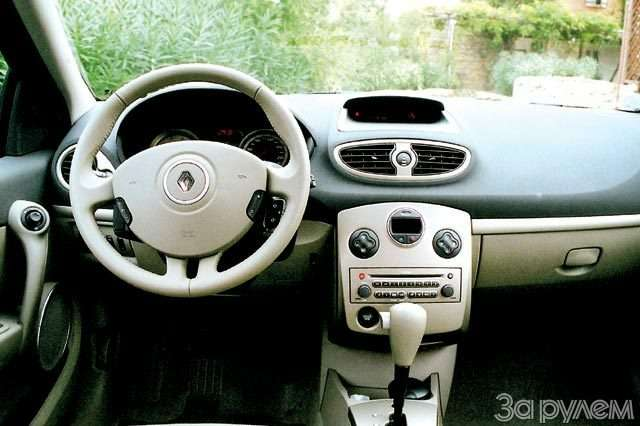 Renault Clio III. Муза электроники— фото 59803