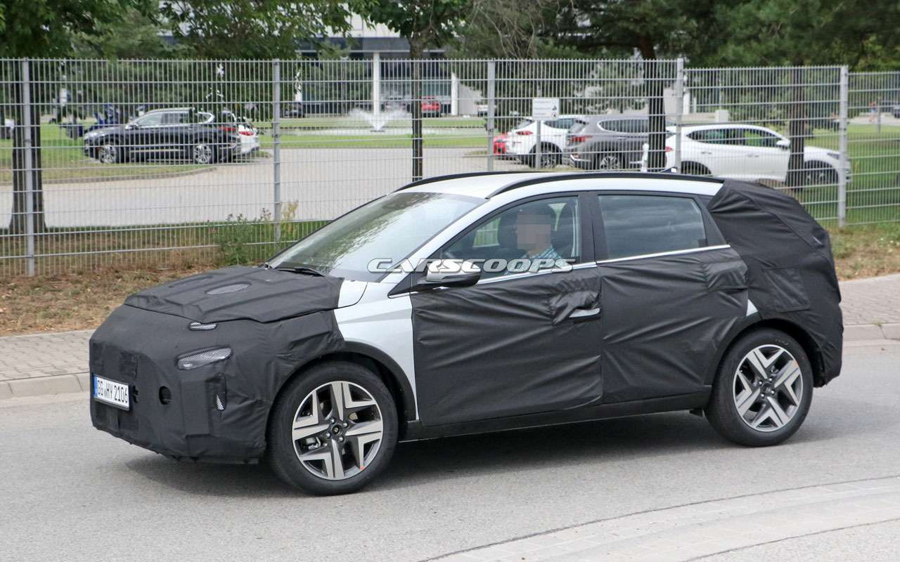 Hyundai тестирует еще один недорогой кроссовер— фото 1157834