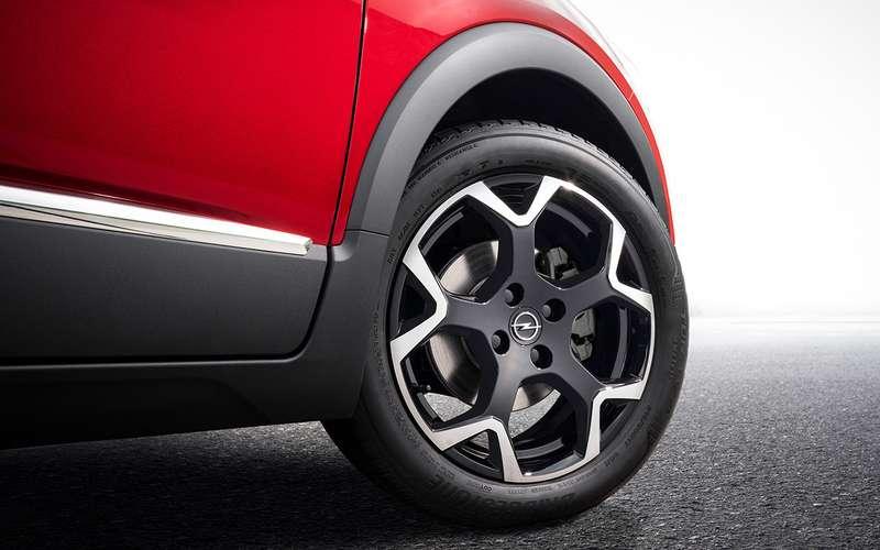 Opel Crossland: прием заказов ицены