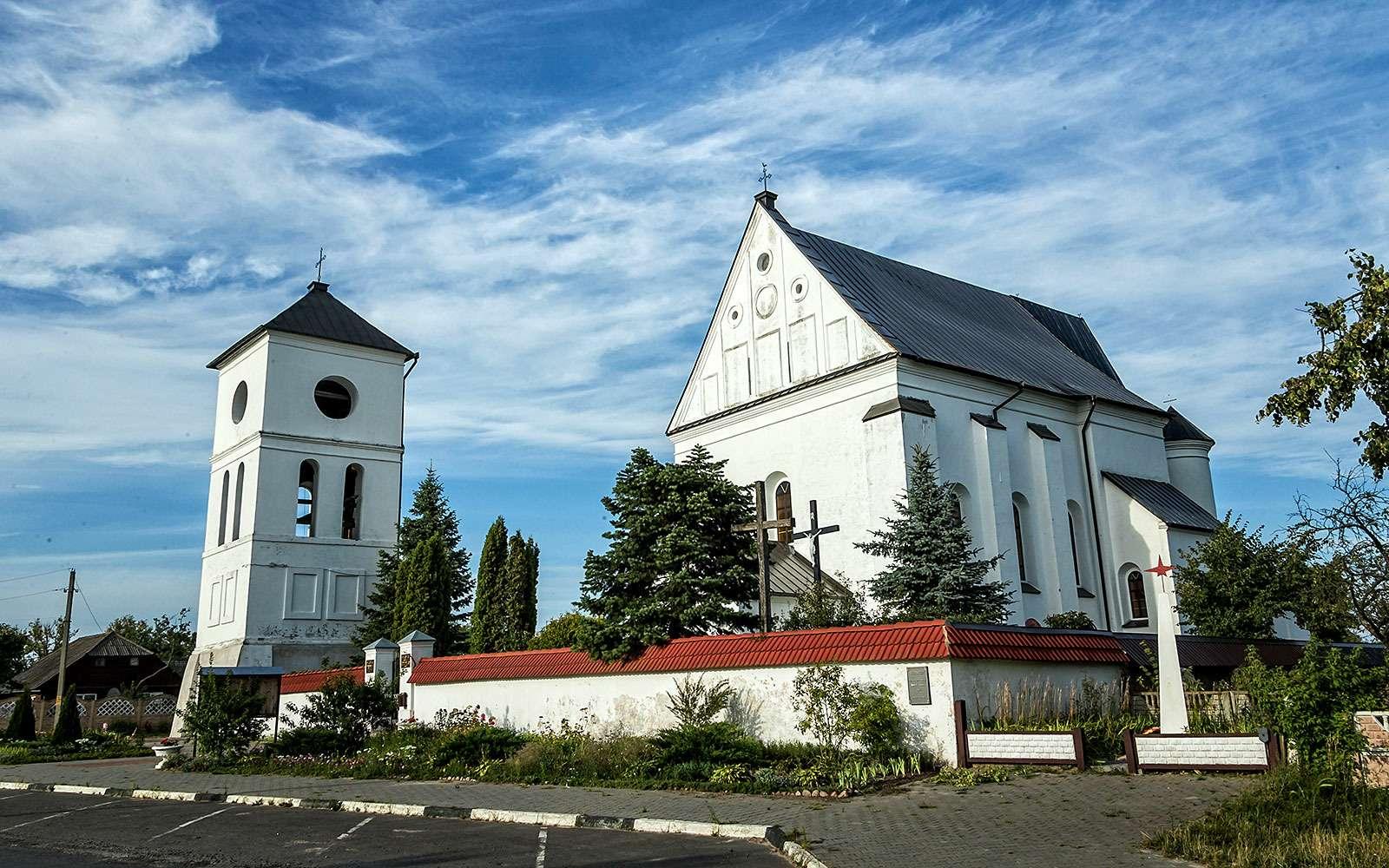 Путешествие вБелоруссию: дворцы, колхозы и…казино— фото 776116