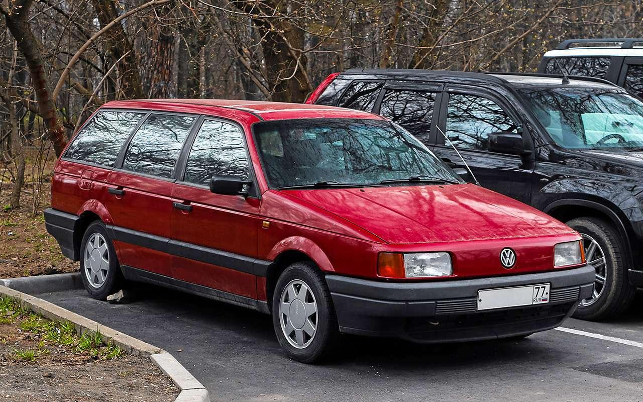 От100до 200 тыс. руб.— самые достойные авто навторичке— фото 1140465