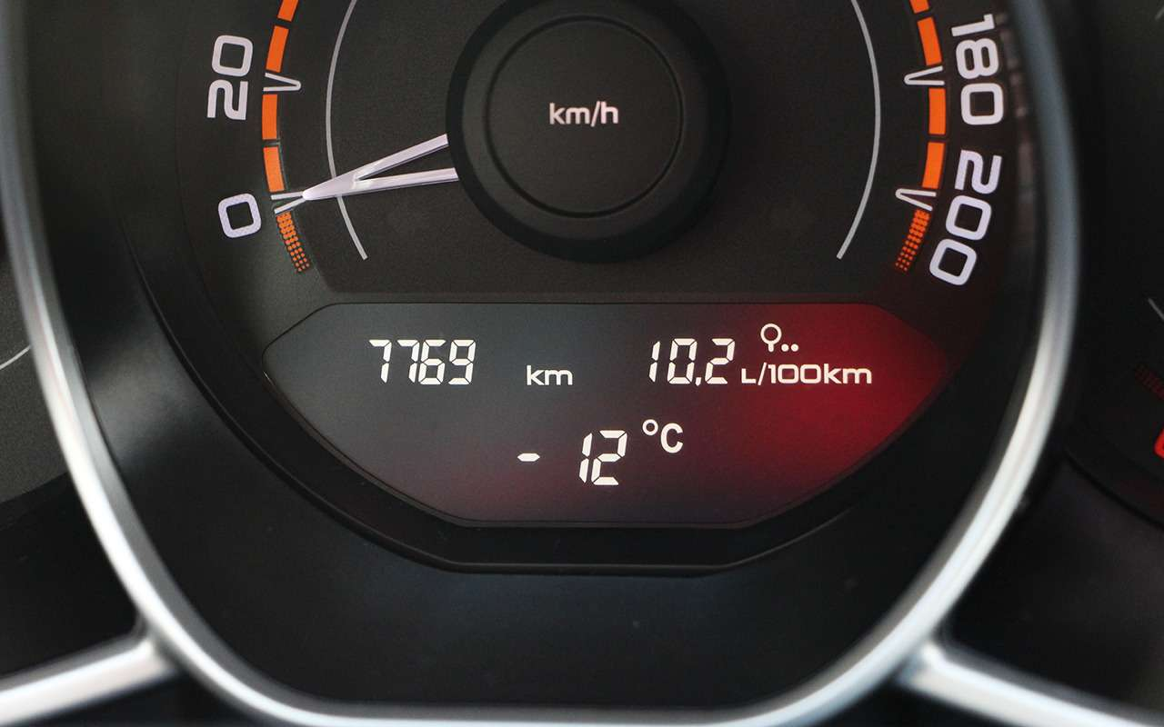Lada Vesta SWизпарка ЗР: «сарай» судобствами— фото 847562