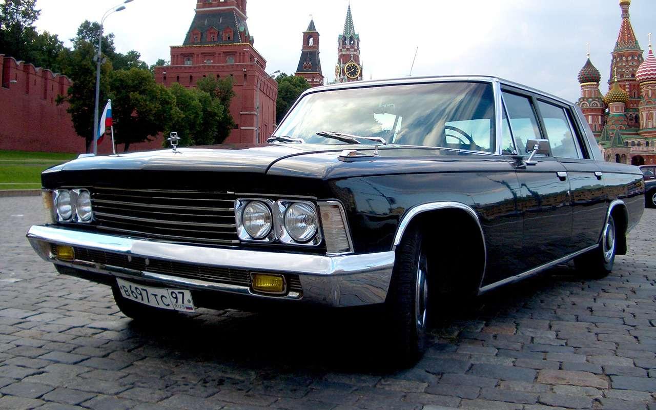 100 миллионов! Топ-10 самых дорогих советских автомобилей - фото 1160223