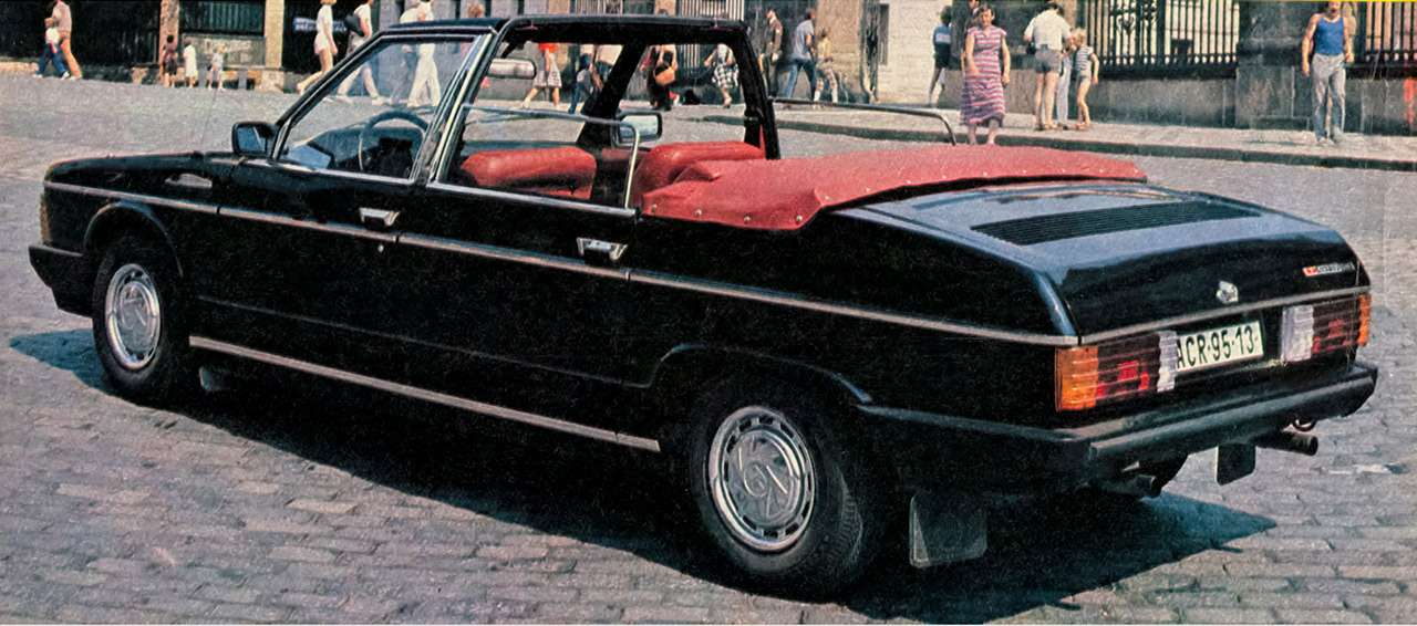 Чешский ставленник КГБ: ретротест редкой Татры— фото 1195845
