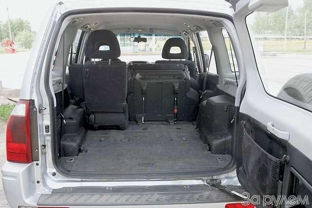Тест Ford Explorer, Mitsubishi Pajero, Nissan Pathfinder. Ровесники века— фото 57027