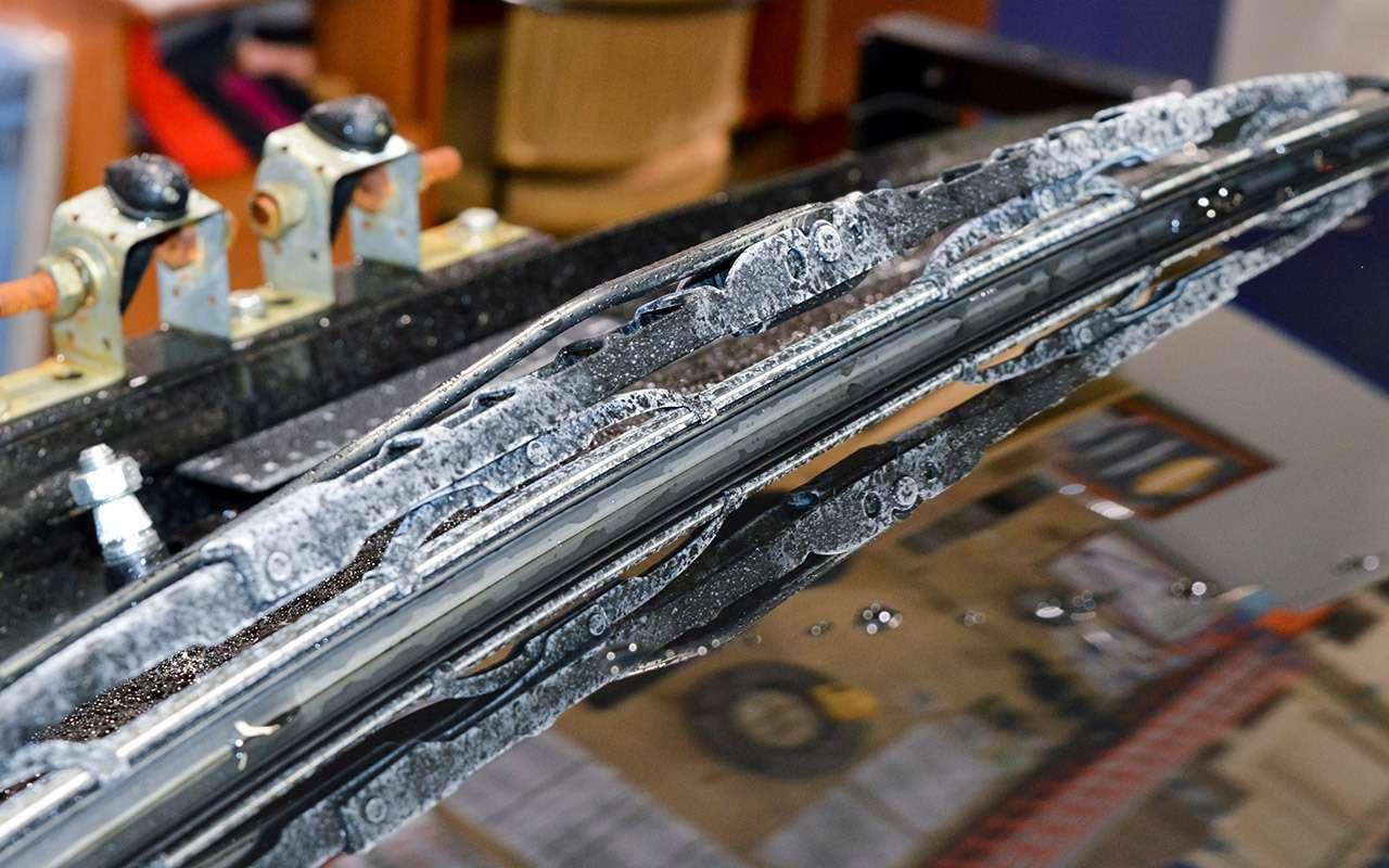 Супертест «Зарулем»: выбрали лучшие щетки стеклоочистителей— фото 1261960