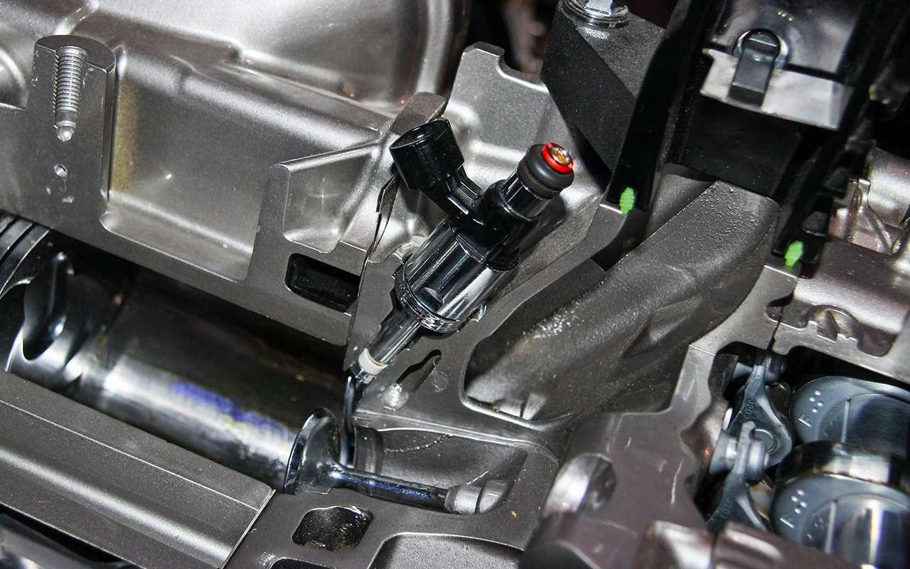 Всесекреты стратегии Subaru: вариаторы, оппозитные моторы ирадары— фото 893423