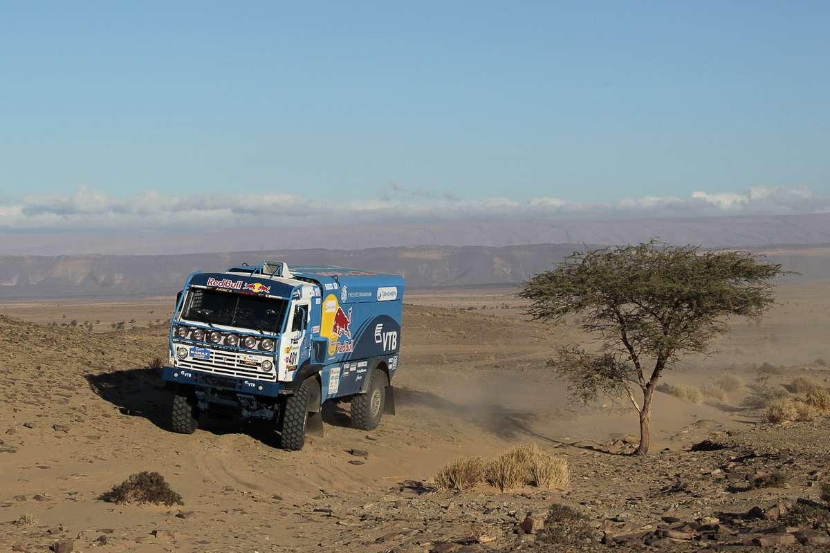 AUTO— AFRICA ECO RACE 2013