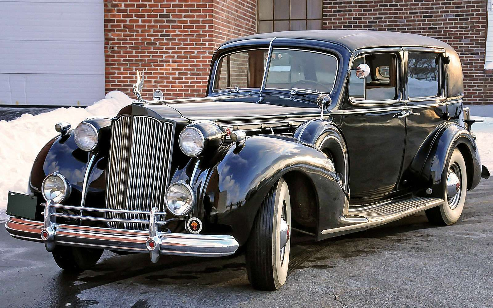 Packard 12Sedan 1939