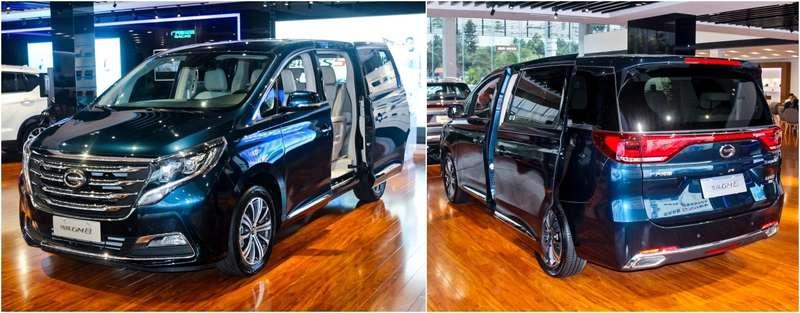 Новые кроссоверы изКитая: четыре модели GAC скоро унас!