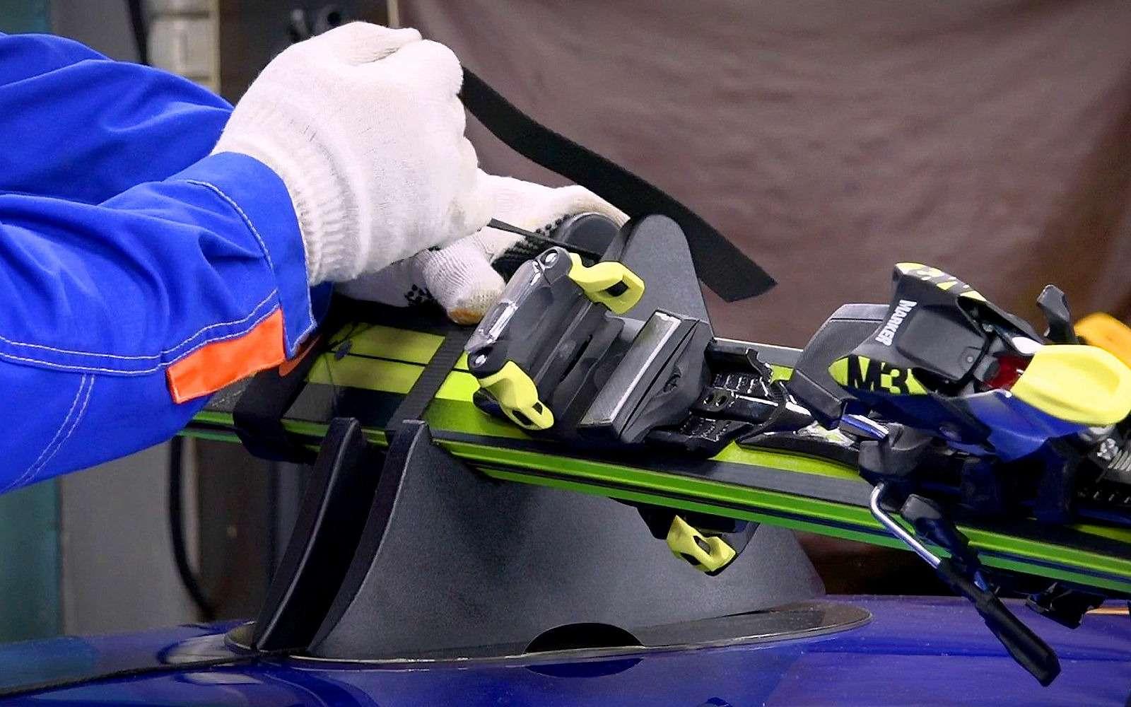 Магнитные багажники накрышу— тест двух конструкций— фото 944358