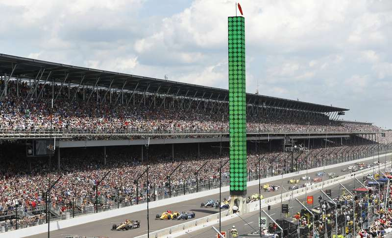 McLaren, Honda, Andretti, Фернандо Алонсо, Indy 500, Indianapolis 500