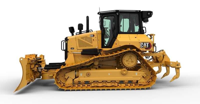 Новая габаритная модель гусеничного экскаватора Cat 320GC отCATERPILLAR®