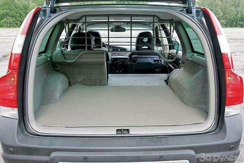 Тест Audi A6Allroad, Cadillac SRX, Volvo XC70. Выше среднего— фото 67355