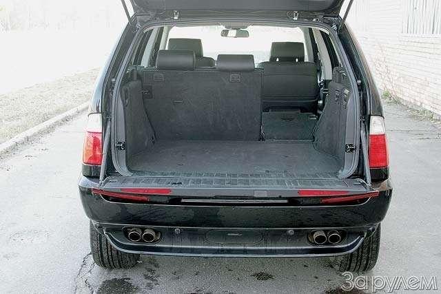 Тест Audi Q7BMW X5. ТЯЖЕЛАЯ АТЛЕТИКА— фото 65172