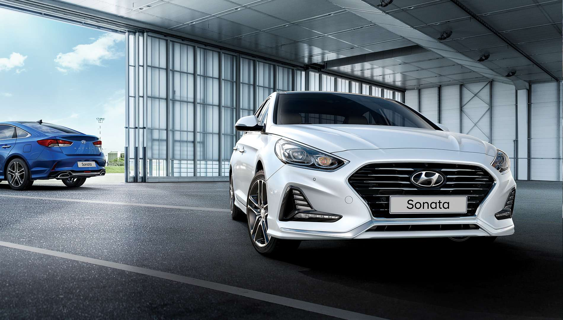 Hyundai объявила российские цены навернувшуюся Сонату— фото 796852