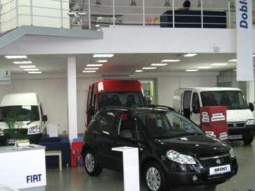салон Fiat