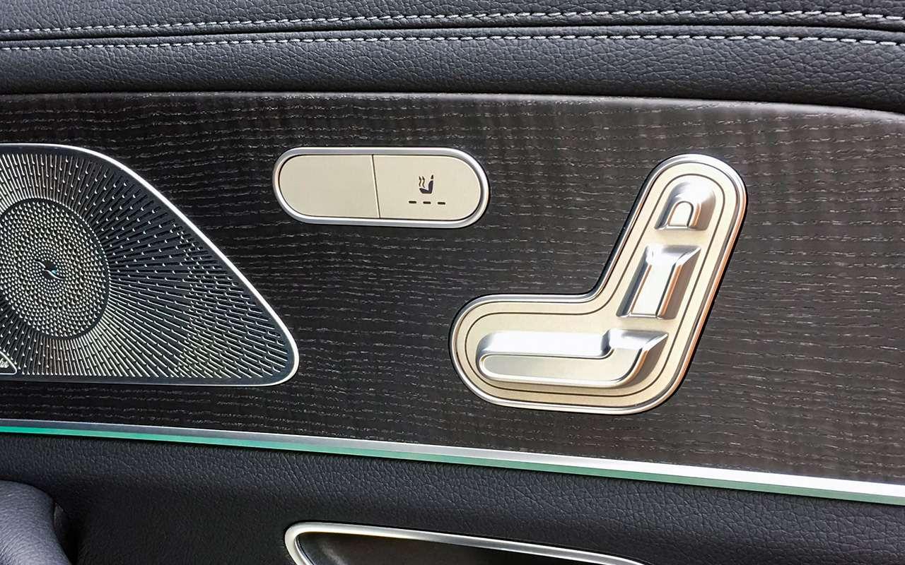 Барон Мюнхгаузен: новый Mercedes-Benz GLE ивсе его фишки— фото 941293