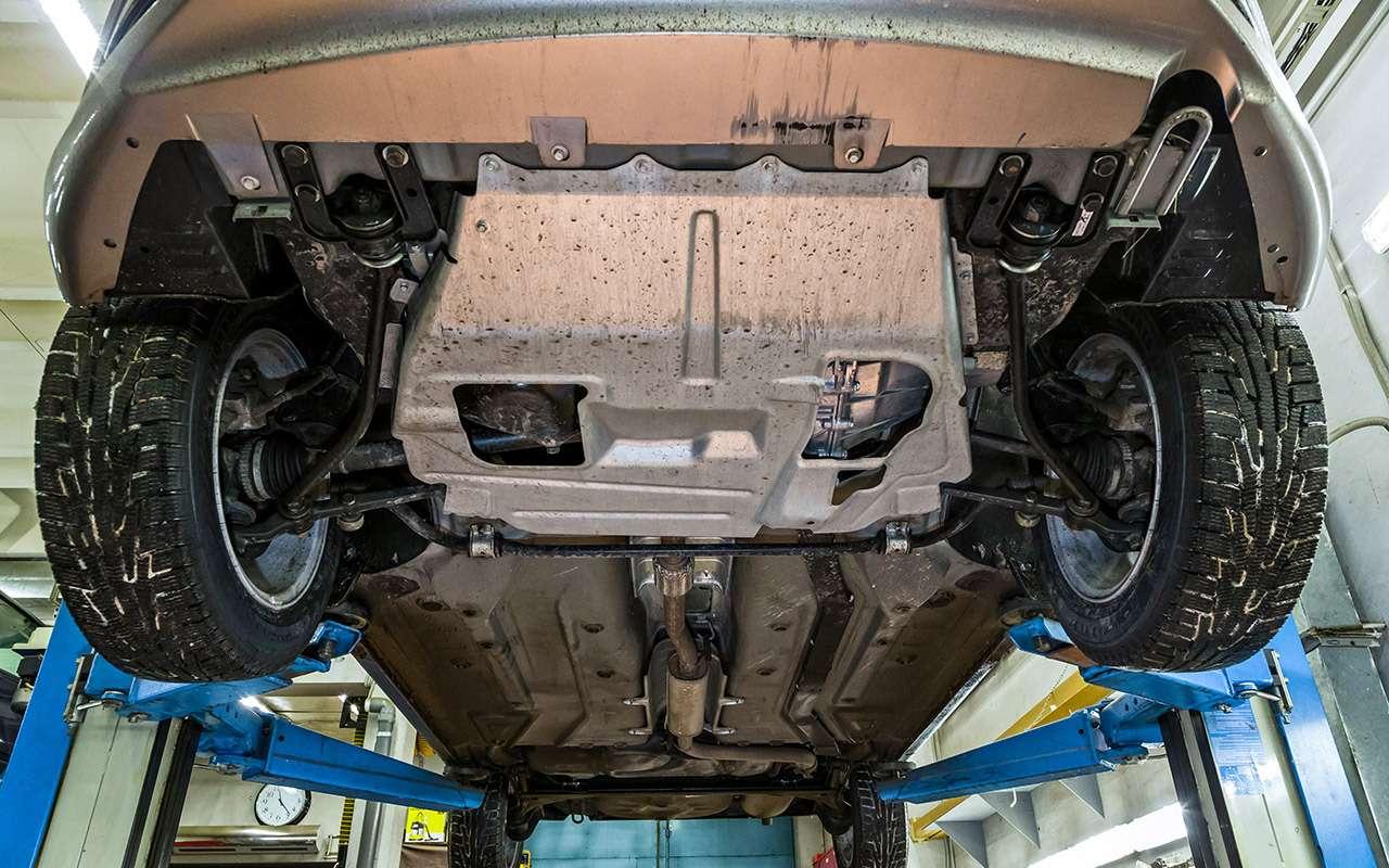Гранта, Логан, Датсун: большой тест седанов савтоматом— фото 939016