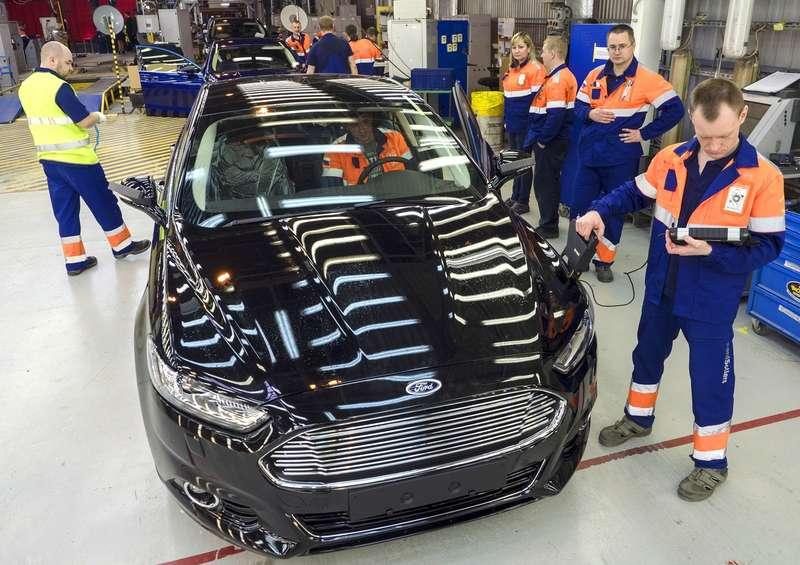 Ford Sollers планирует увеличить локализацию до85%