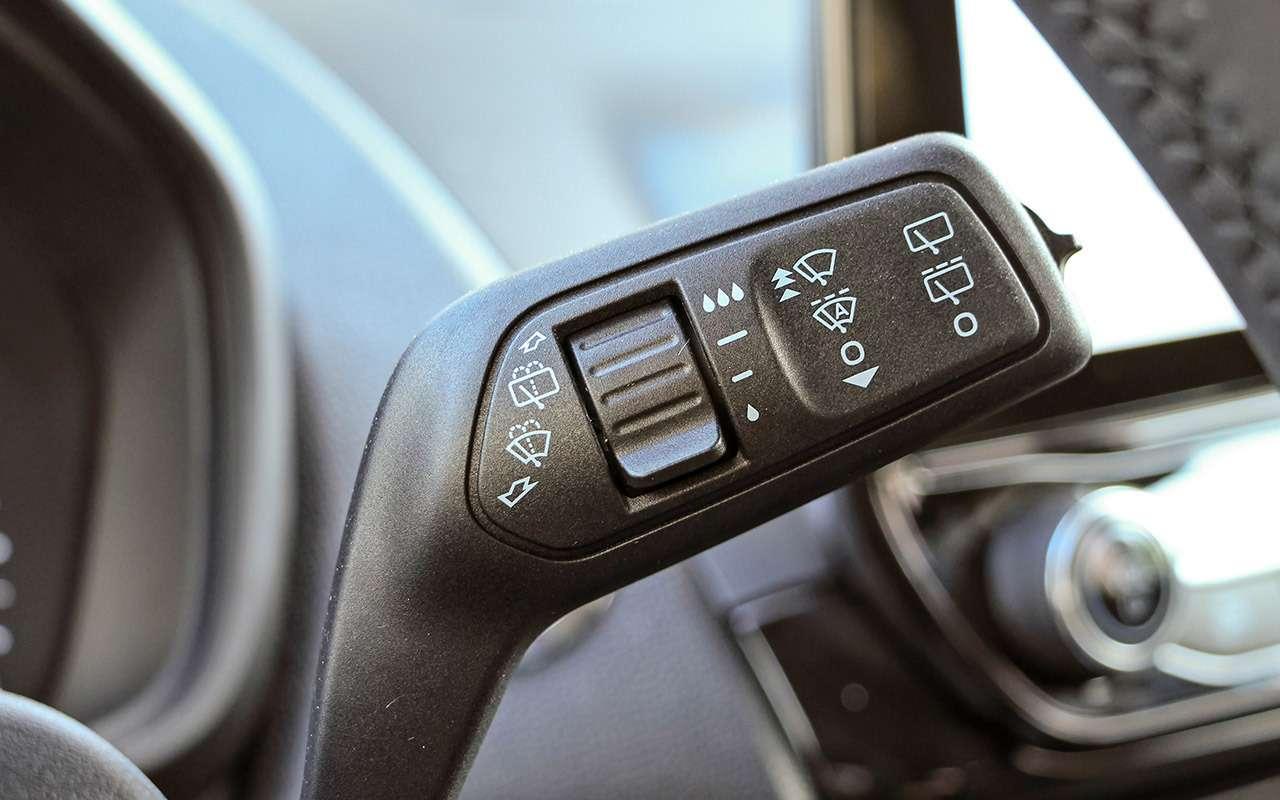 Обновленный Ford EcoSport: три цилиндра, автомат иполный привод— фото 880324