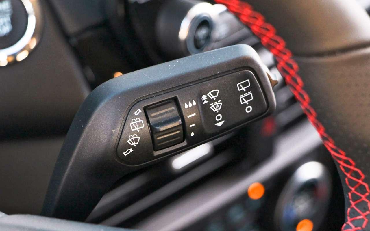 Обновленный Ford EcoSport— тест-драйв «Зарулем»— фото 838845