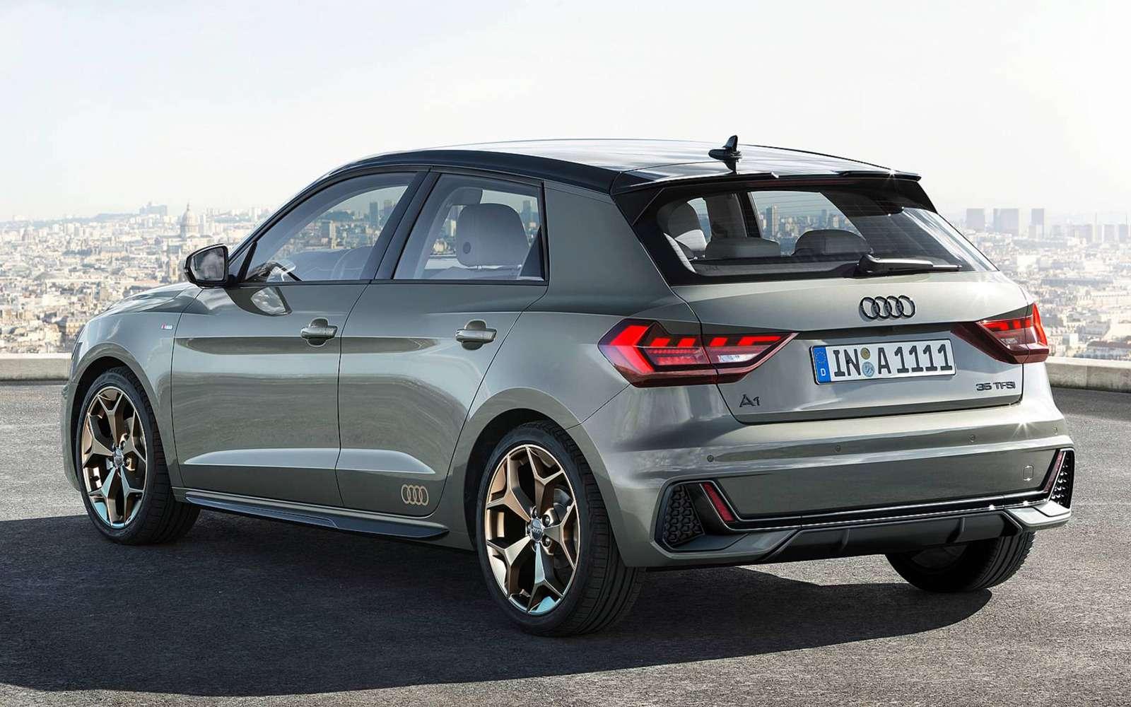 Новый Audi A1: дамский угодник— фото 879956