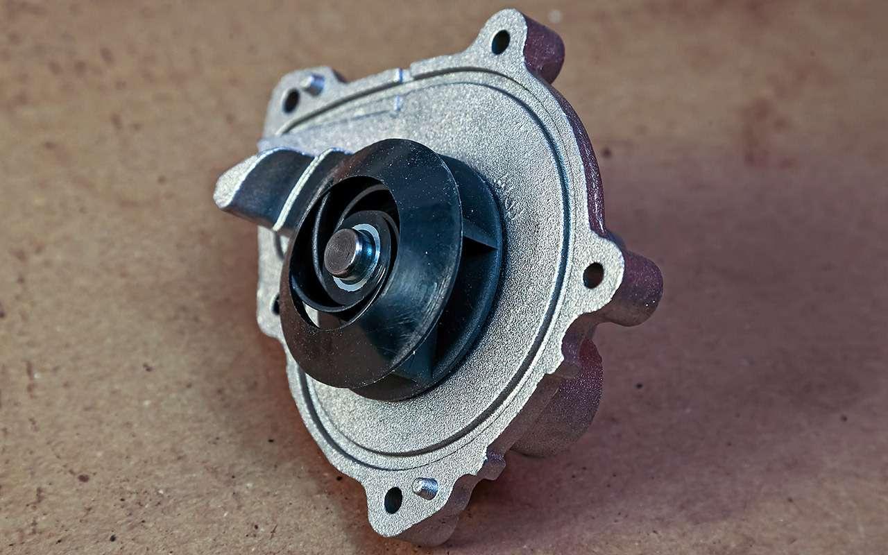Всереальные (инадуманные) проблемы мотора Peugeot-Citroen— фото 1058384