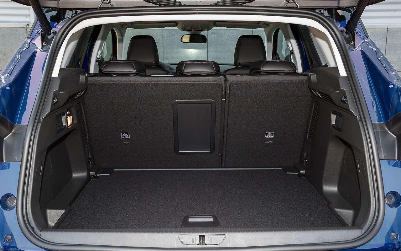 Opel Grandland X— честный иподробный тест-драйв— фото 1240086
