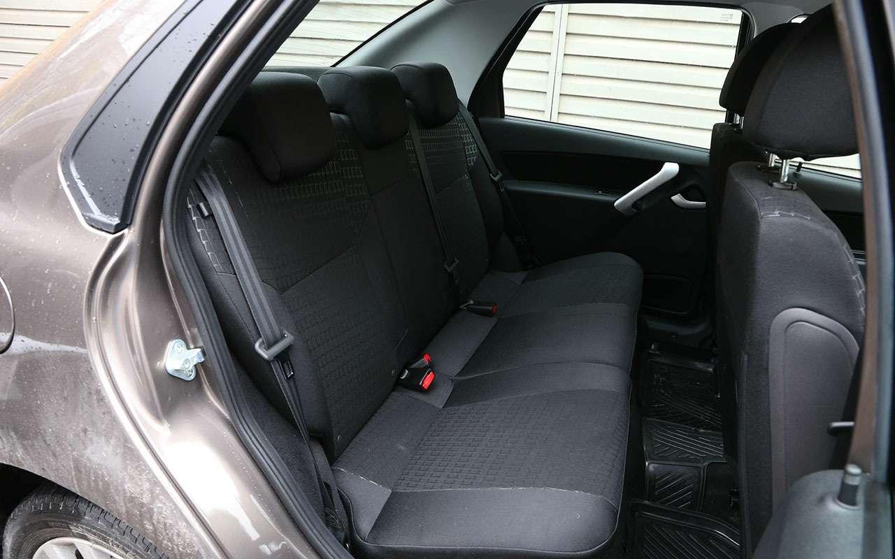 9 важных фактов про Datsun on-DO (теперь— обновленный)— фото 1083186