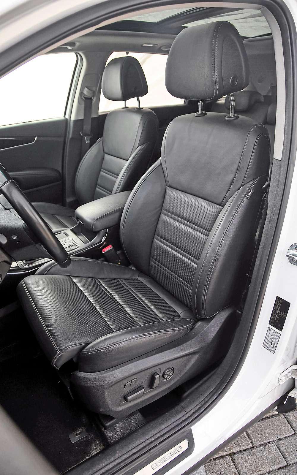 Новый Nissan Murano против конкурентов: длинные рубли— фото 691714