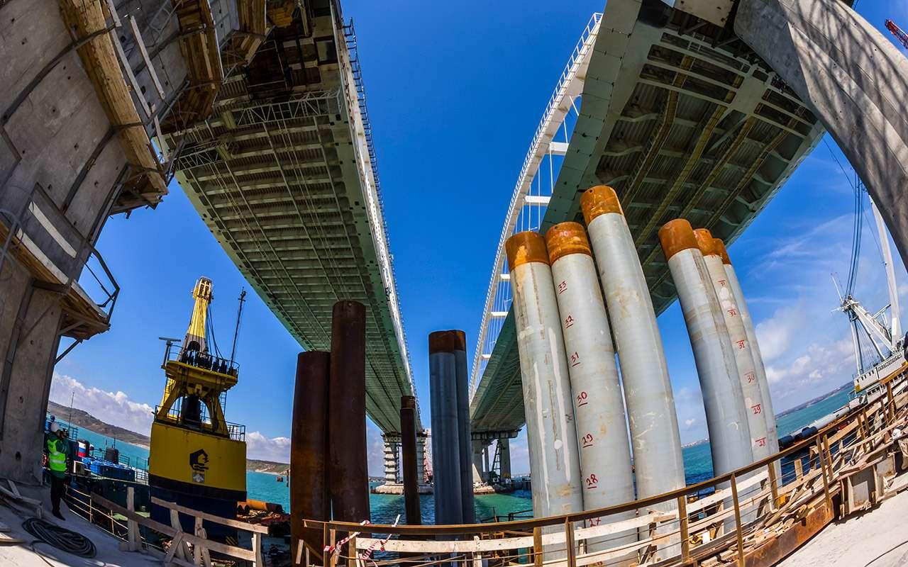 12вопросов про Крымский мост иодин— про универсалы Лада Веста— фото 865582