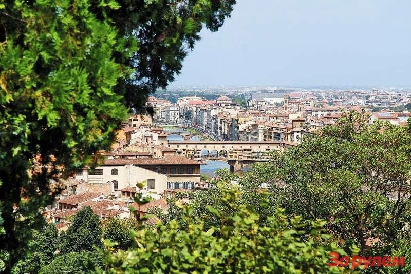 Итальянское кабрио-лето