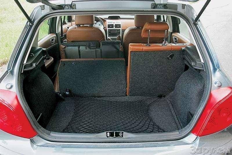 Тест Peugeot 307, Honda Civic. Берегитесь, лентяи!— фото 66534