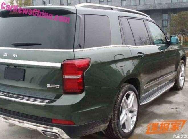 Beijing BJ90SUV 04