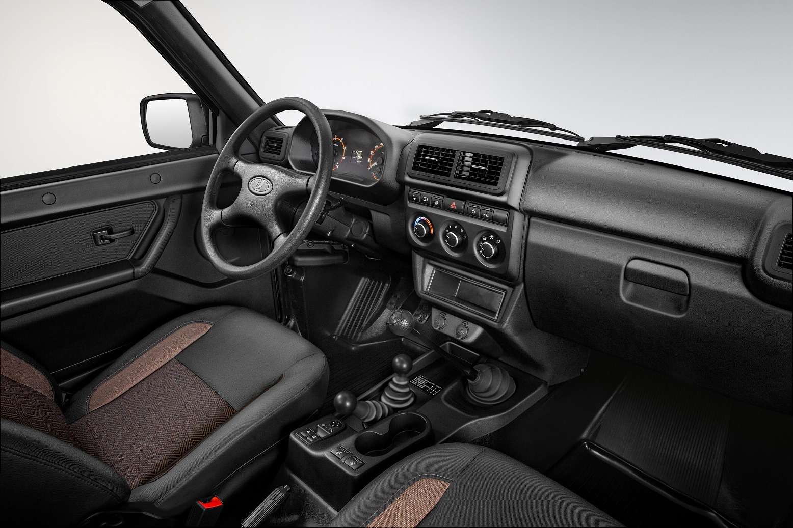 Обновленная Lada 4x4— производство началось— фото 1026035