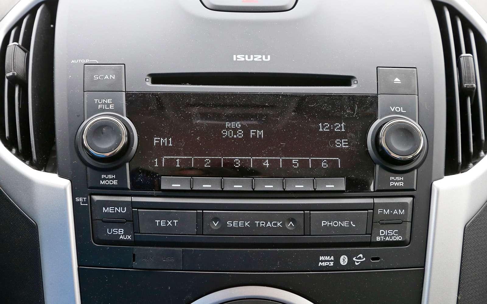 Пикапы Isuzu D-Max, Mitsubishi L200и Toyota Hilux: на«обортаж»!— фото 698420