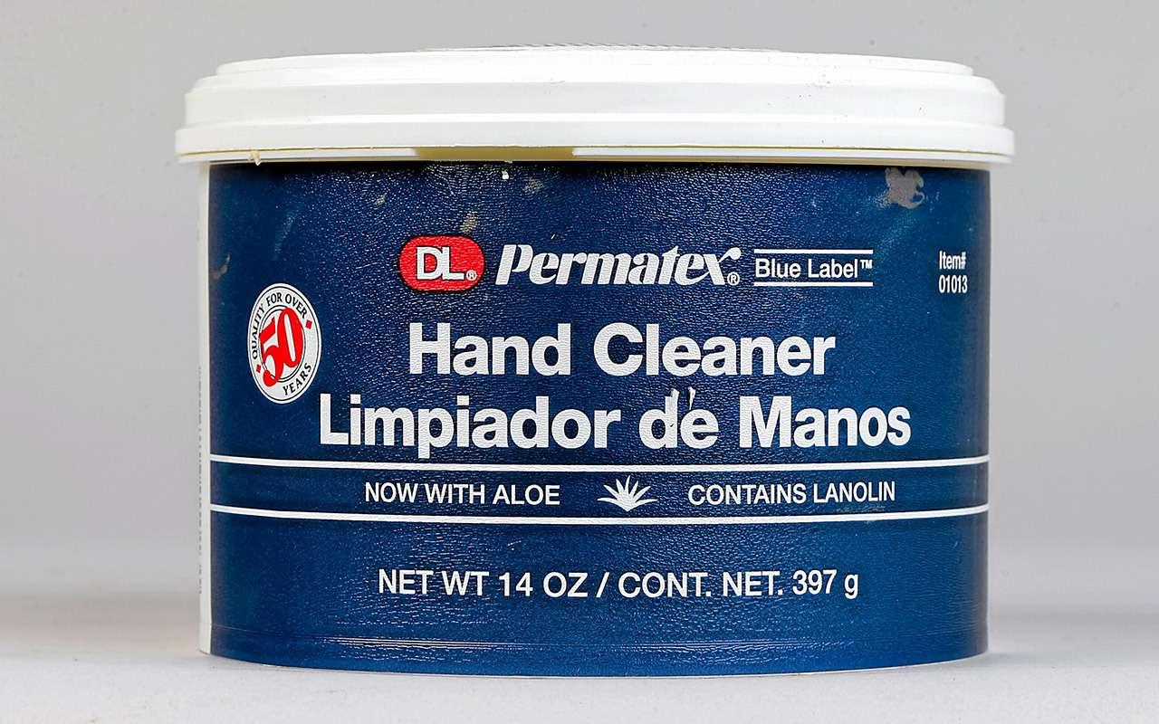 Операция «Зачистка»: моем руки наморозе. Без воды!— фото 1079373
