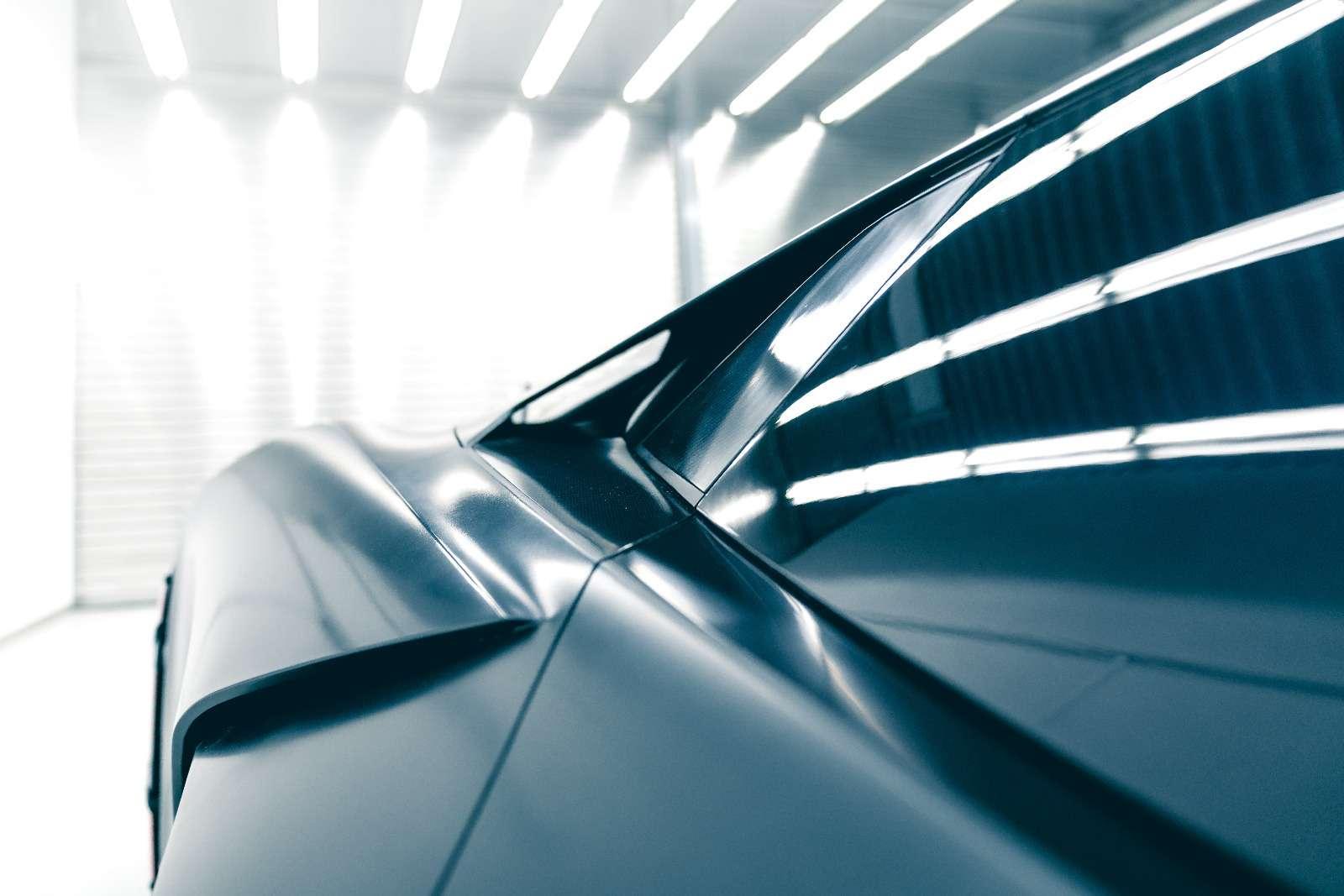Lamborghini будущего: кузов-батарейка ссамовосстановлением— фото 813909